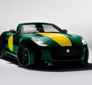 Lister построил 666-сильный родстер Jaguar F-Type