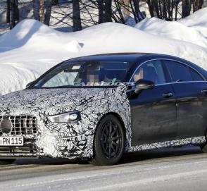 Mercedes-AMG готовит для нового CLA 45 мотор на 416 лошадей