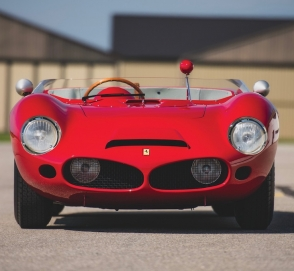 За первую среднемоторную Ferrari в истории попросили 10 миллионов
