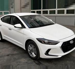 Hyundai Elantra будет оснащаться новым мотором