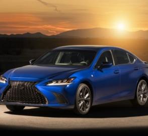 Lexus ES получил спортивную версию