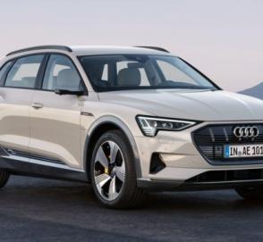 Audi не может начать продажи кроссоверов e-tron из-за проблем