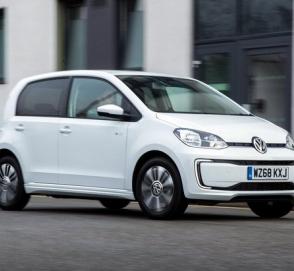 Volkswagen готовит новое поколение электрического e-Up