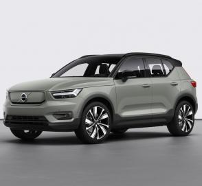 Компания Volvo представила самый крутой электрокроссовер