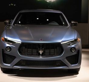 Звезда NBA Рэй Аллен купил эксклюзивный Maserati Levante