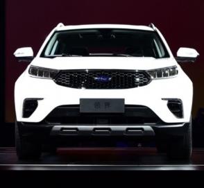 Ford Territory: «бюджетник», который составит конкуренцию Hyundai ix35