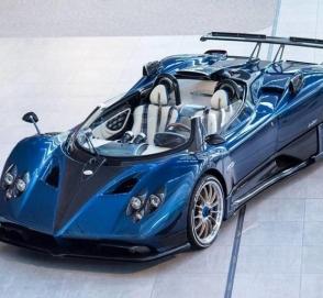 Pagani готовит экстремальную версию суперкара Huayra