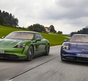 Эксперты выставили позорный рейтинг Porsche Taycan