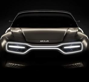 Kia привезет в Женеву предвестника будущих электромобилей