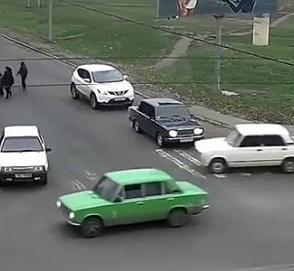 Как не нужно буксировать автомобиль