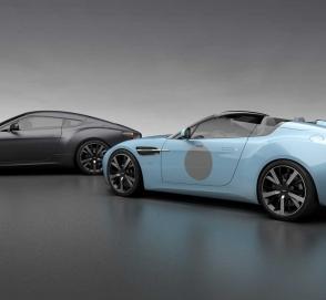 Aston Martin сделал особые Vantage по случаю 100-летия ателье Zagato