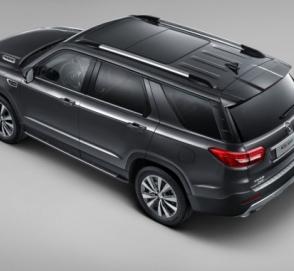 Конкурент VW Teramont и Ford Explorer от Changan получил обновление