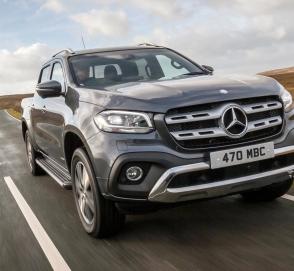 Mercedes-Benz больше не хочет выпускать пикапы