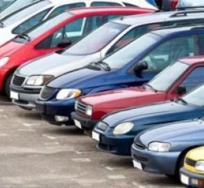 В Украину ввозят в два с половиной раза больше б/у авто, чем раньше