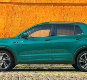 Появилась новая версия кроссовера Volkswagen T-Cross