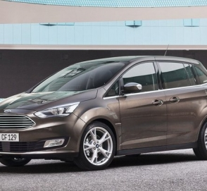 Ford снимает с производства минивэны C-Max и Grand C-Max