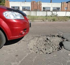 Автомобили научились перепрыгивать ямы