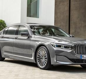 Следующая «семерка» BMW останется без двигателей V8 и V12