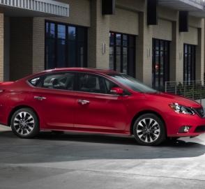 Nissan вывел на тесты новую Sentra