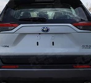 Новый Toyota RAV4 выйдет в продажу осенью
