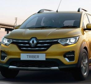 Опубликованы новые подробности о кроссовере Renault Triber