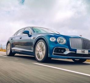 Спецверсия Bentley заработает деньги на борьбу со СПИДом