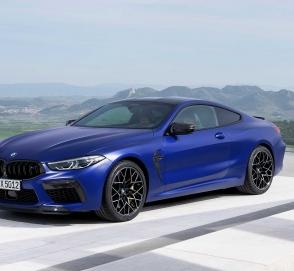 BMW не нужны суперкары, потому что есть M8
