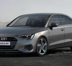 Каким может быть новый Audi A3