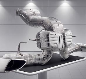 Как звучит титановый выпуск суперкаров McLaren