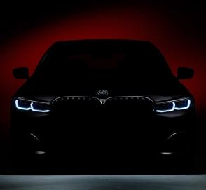 BMW анонсировала премьеру обновленного седана 7-Series