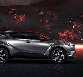 Toyota выпустит новый компактный кроссовер