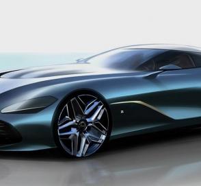 Zagato отметит свое 100-летие суперкаром Aston Martin за 7 миллионов евро