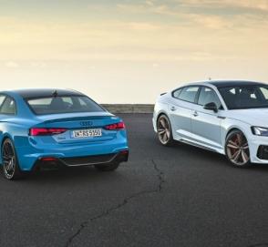 Audi обновила «заряженное» купе и лифтбек RS5