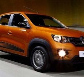 Renault представит кроссовер за 3 800 долларов