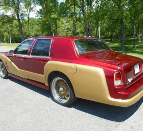 Rolls-Royce Железного человека продают по цене Ланоса