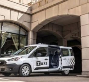 Ford предложит свои автомобили для такси Нью-Йорка