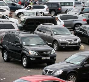 Продажи импортированных б/у автомобилей в ноябре выросли на 84%