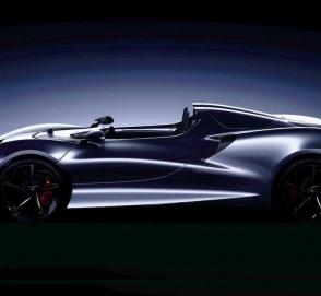 McLaren создал суперкар без крыши и боковых окон
