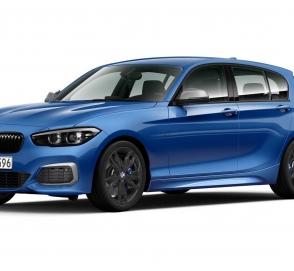 BMW M140i Finale Edition простилась с задним приводом