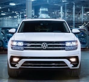 Volkswagen объявил отзыв новейшего кроссовера