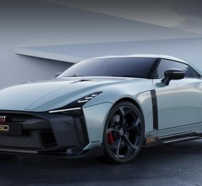 Nissan начнет поставки купе GT-R50 by ItaLDesign в 2020 году
