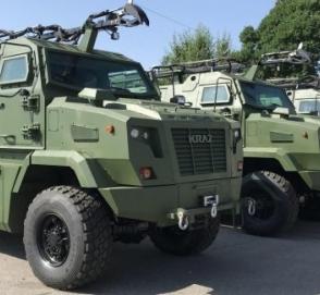 Очередную партию КрАЗ-Шрек-М отправили на экспорт
