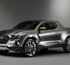 Hyundai построит пикап на базе Tucson новой генерации