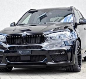 BMW X5 M50d примерил «костюм» от Hamann