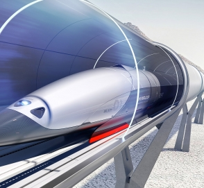 Министр инфраструктуры хочет запустить Hyperloop