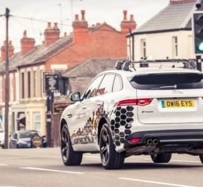 В Jaguar придумали, как избавиться от пробок