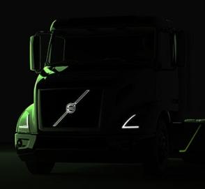 Volvo анонсировала электрический тягач VNR Electric