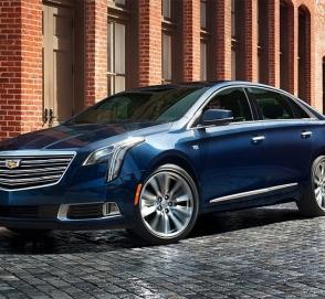 Cadillac отказался от производства XTS