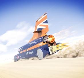 Самый быстрый на планете автомобиль разгонят до 800 километров в час