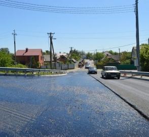 Как выглядит участок трассы Киев – Харьков через год после ремонта